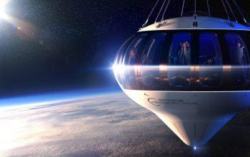 Công ty Space Perspective cung cấp chuyến bay vào không gian