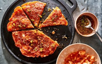 Biến tấu kim chi Hàn thành những món ăn hoài không chán