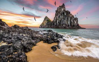Những điểm đến du lịch đẹp mê ly ở Brazil