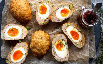 Điểm mặt chỉ tên 15 món trứng huyền thoại trên thế giới